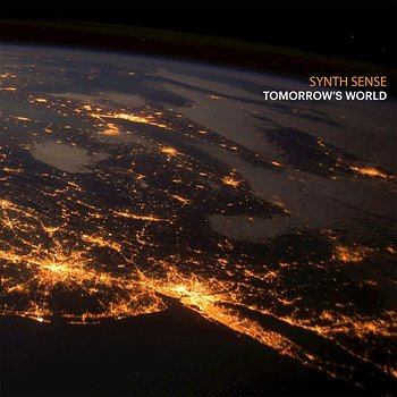 Cover art - Synth Sense: Tomorrow's World