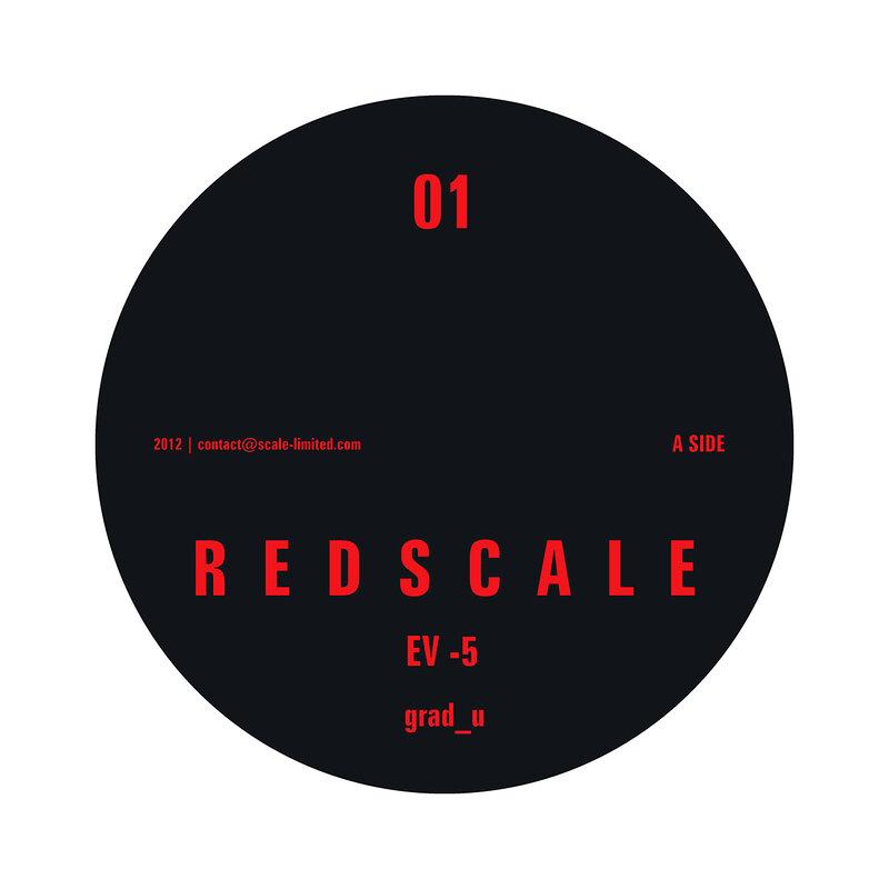Cover art - Grad U: Redscale 001