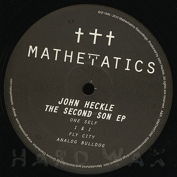 Cover art - John Heckle: The Second Son EP