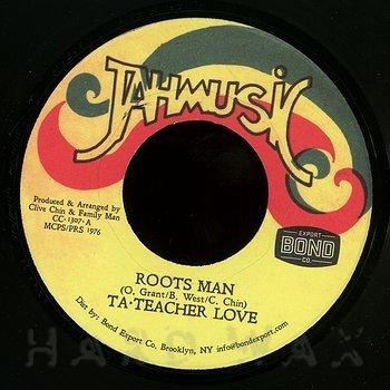 Cover art - Ta-Teasha Love : Rootsman
