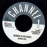 Cover art - Frankie Paul: Worries In The Dance
