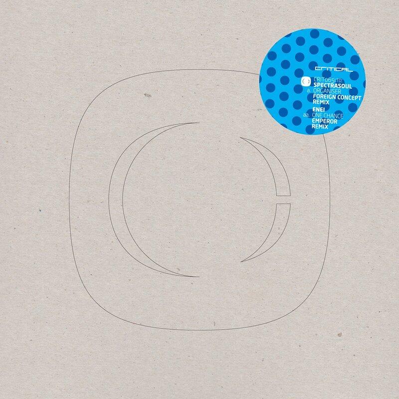 Cover art - Spectrasoul: Organiser (Foreign Concept Remix)