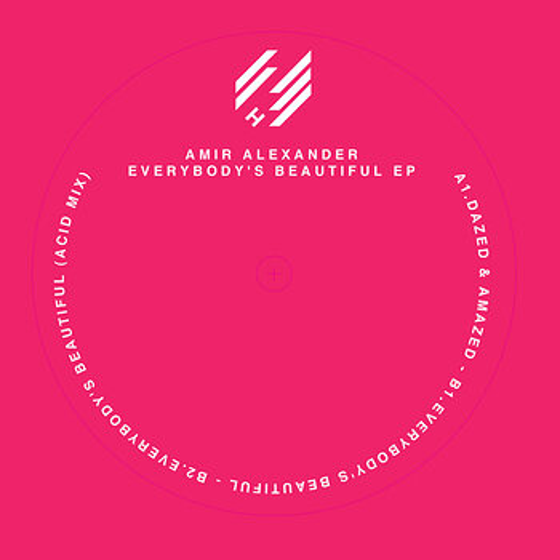 Cover art - Amir Alexander: Everybody's Beautiful EP