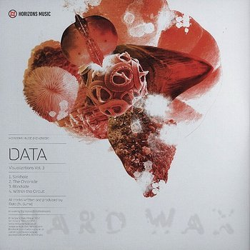 Cover art - Data: Visualizations Vol. 3