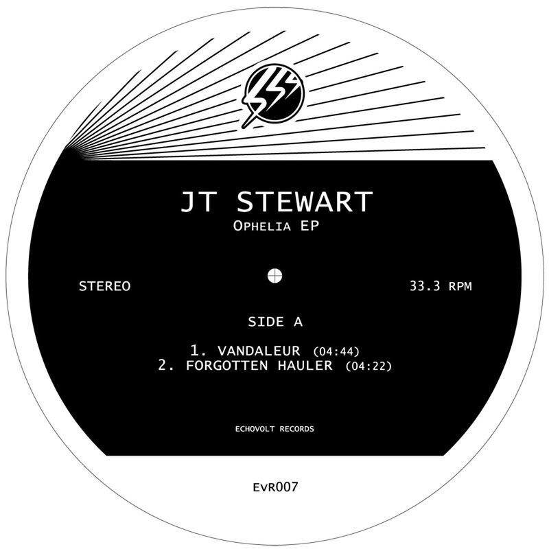 Cover art - JT Stewart: Ophelia EP