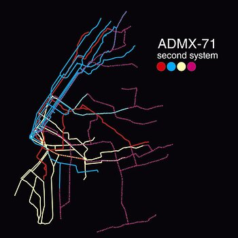 Cover art - ADMX-71: Second System