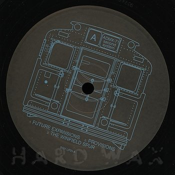 Cover art - ADMX-71: Second System