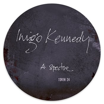 Cover art - Inigo Kennedy: Spectre