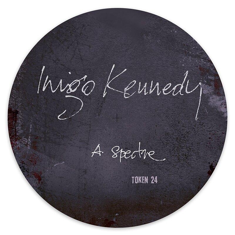 Cover art - Inigo Kennedy: Spectre