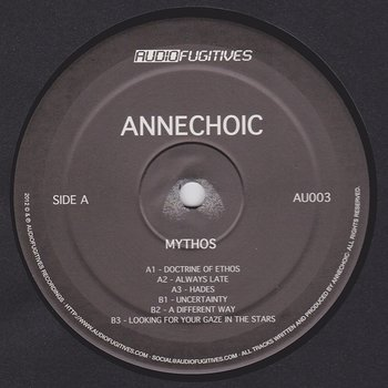 Cover art - Annechoic: Mythos