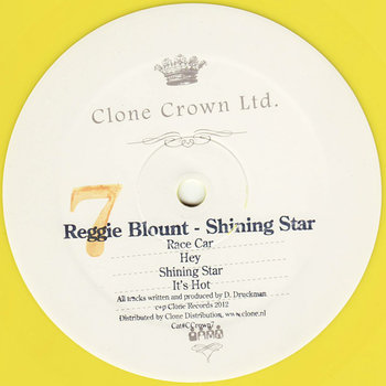 Cover art - Reggie Blount: Shining Star