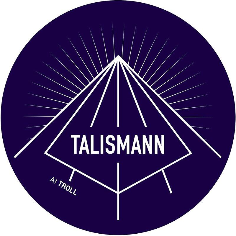 Cover art - Talismann: 001