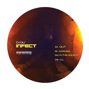 Cover art - DJ Qu: Infect