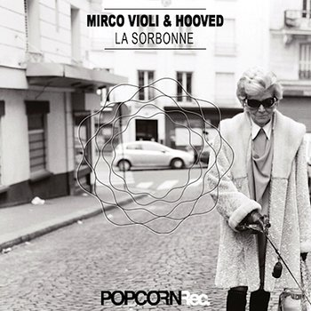 Cover art - Mirco Violi & Hooved: La Sorbonne