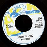 Cover art - Barry Brown: Land Of the Living