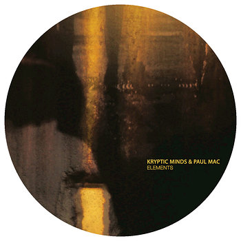 Cover art - Kryptic Minds & Paul Mac: Elements
