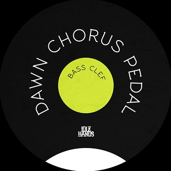 Cover art - Bass Clef: Dawn Chorus Pedal