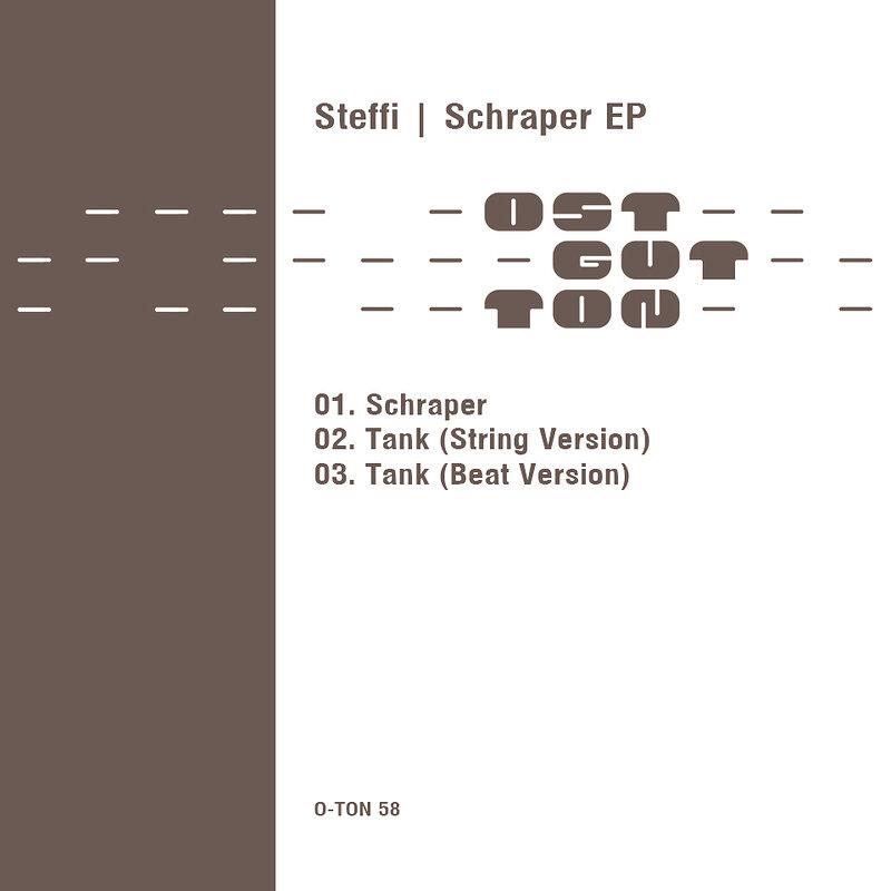 Cover art - Steffi: Schraper