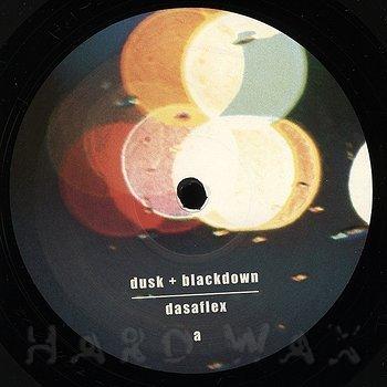 Cover art - Dusk + Blackdown: Dasaflex
