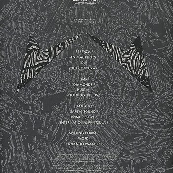 Cover art - LV: Sebenza (Album)