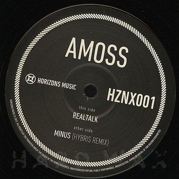 Cover art - Amoss: Realtalk
