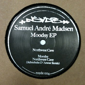 Cover art - Samuel André Madsen: Moodsy EP
