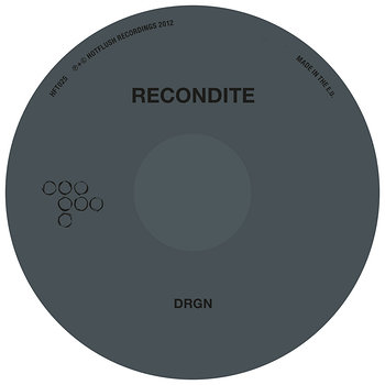 Cover art - Recondite: DRGN