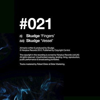 Cover art - Skudge: Fingers