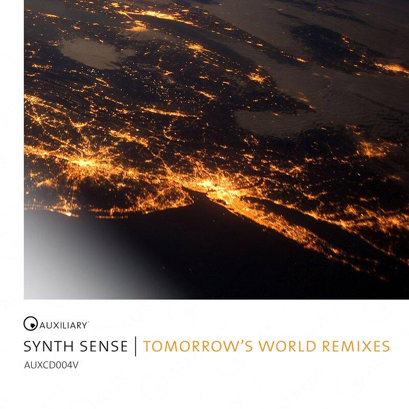 Cover art - Synth Sense: Tommorow's World Remixes