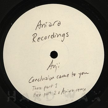 Cover art - Auji: Conclusion Came To You