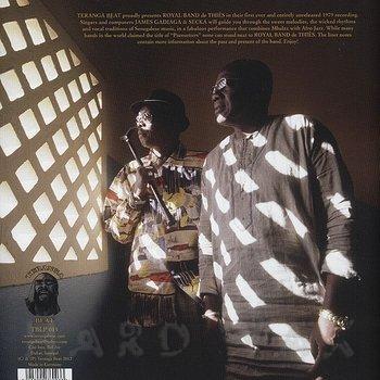 Cover art - Royal Band De Thiès: Kadior Demb