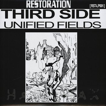 Cover art - Third Side: Unified Fields