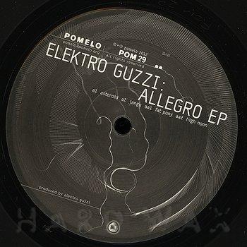Cover art - Elektro Guzzi: Allegro EP