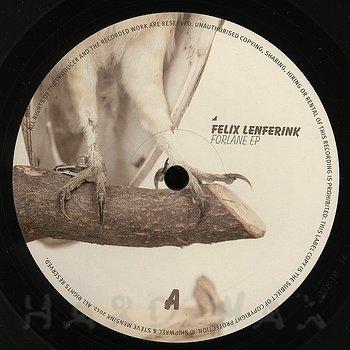 Cover art - Felix Lenferink: Forlane EP