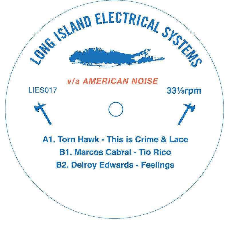 Cover art - Various Artists: American Noise Sampler