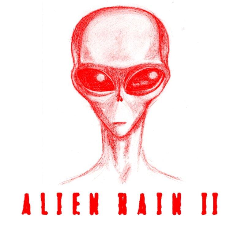 Cover art - Alien Rain: Alien Rain II