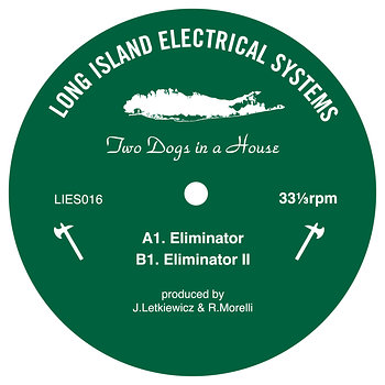 Cover art - Two Dogs In A House: Eliminator EP
