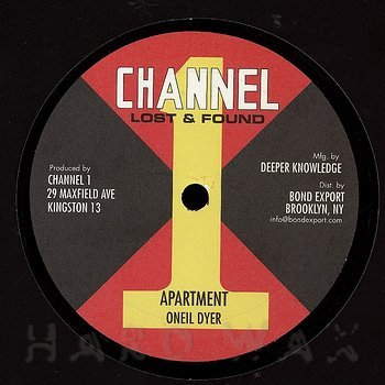 Cover art - Oneil Dyer: Apartment