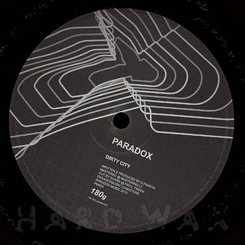 Cover art - Paradox: Dirty City