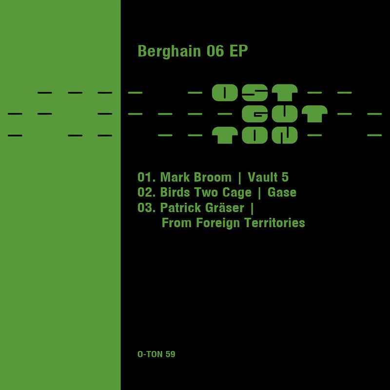 "Cover art - Various Artists: Berghain 06 12"""