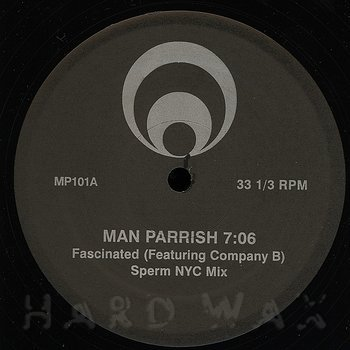 Cover art - Man Parrish: Fascinated