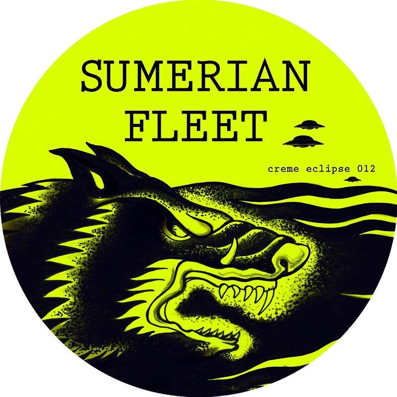 Cover art - Sumerian Fleet: Sturm Bricht Los