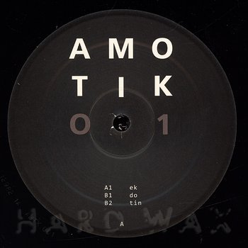 Cover art - Amotik: Ek