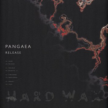 Cover art - Pangaea: Release