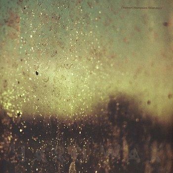Cover art - Robert Hampson: Signaux