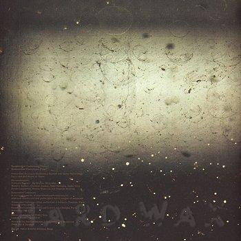 Cover art - Robert Hampson: Suspended Cadences