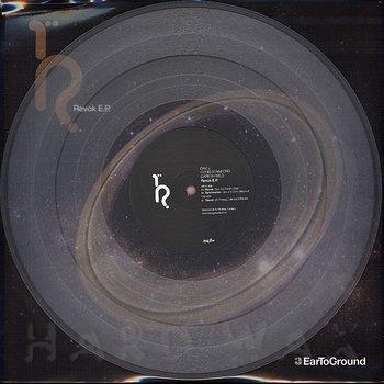 Cover art - Dax J & Chris Stanford: Revok EP