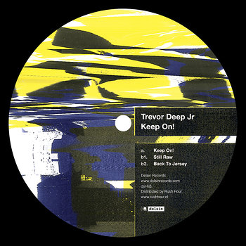 Cover art - Trevor Deep Jr: Keep On!