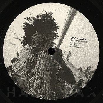Cover art - Dino Sabatini: Shaman's Path EP