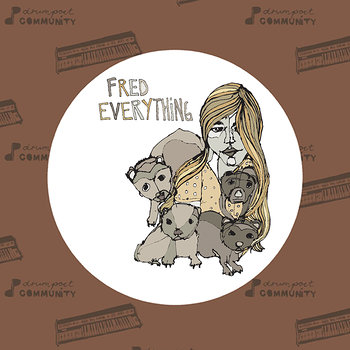 Cover art - Fred Everything: Circles One